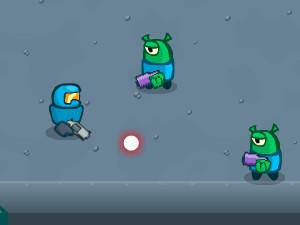 Alien Complex online hra