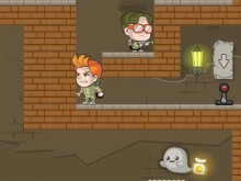 Ghost Wiper online game