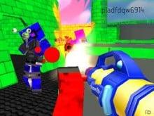 Modern Blocky Paint  online game