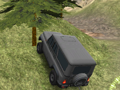 Russian Extreme Offroad online hra