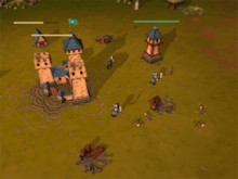 Battle Towers online game