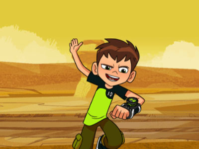 Ben 10 Hero Time online game
