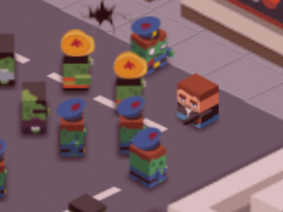 Zombie Survival  online hra