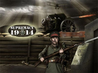 Supremacy 1914 online game