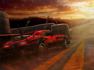 Fury Racing online game