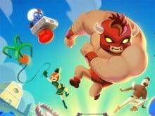 Burrito Bison: Launcha Libre online game