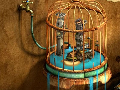 Dreamcage Escape online game
