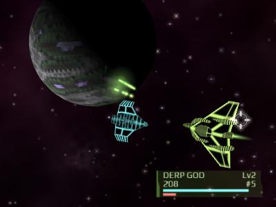 Starblast.io online hra
