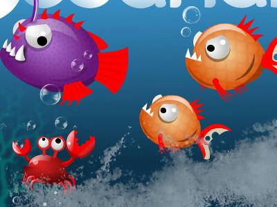 Oceanar.io oнлайн-игра
