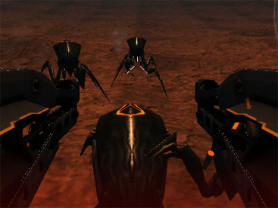 Insects: Alien Shooter online game