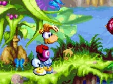 Rayman Advance online game