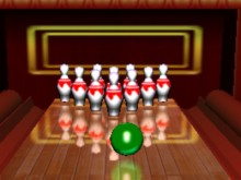 Bowling Masters online hra