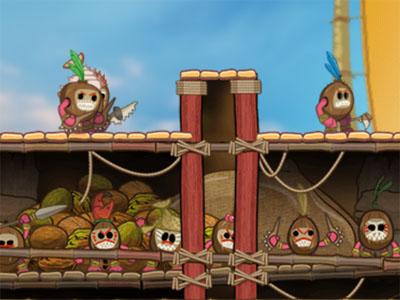 Moana: Kakamora Kaos online hra