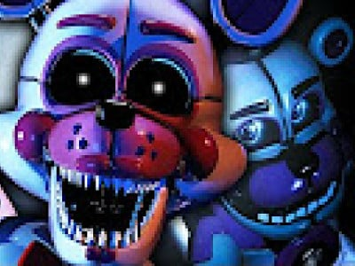FNAF Sister Location: Custom Night online hra