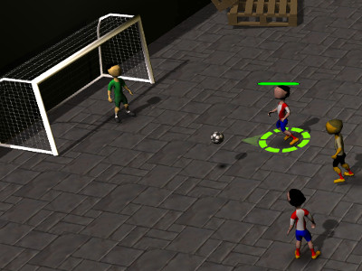 Street Football Online online game