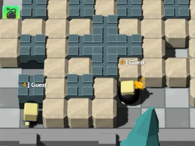 Blastarena.io online hra