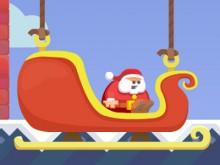 Santa Run 4 online hra