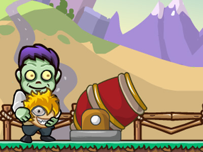 Zombies Head Up online game