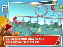Rollercoaster Creator Express online hra