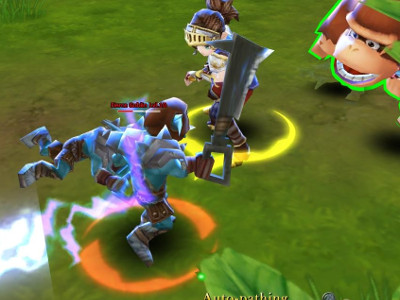 Clash of Avatars online game
