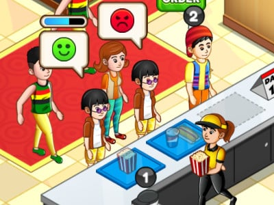 Cinema Panic 2 online hra