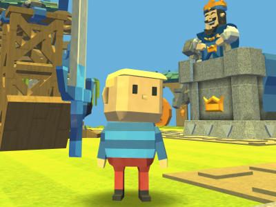 Kogama: Clash Royale  online hra