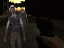 Rise of the Zombies online game
