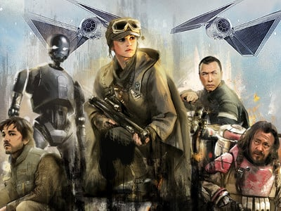 Star Wars Rogue One: Boots on the Ground online hra