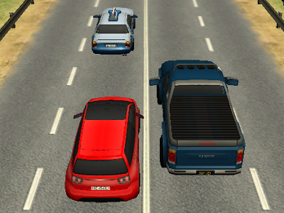 Traffic Road online hra