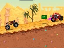 Mad Truck Challenge 3  online hra