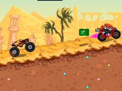 Mad Truck Challenge 3  online game