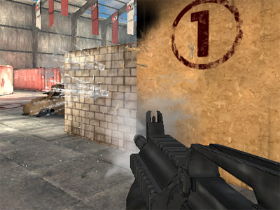 Combat Guns 3D online game