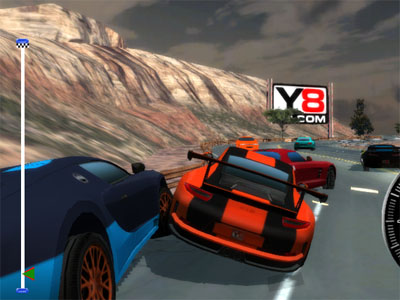 Super Speed Racer online game