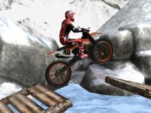 Moto Trials Winter online game