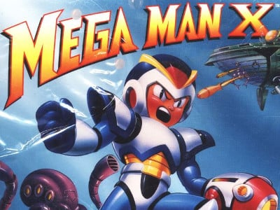 Mega Man X online game