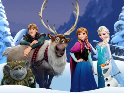 Frozen Rush online game