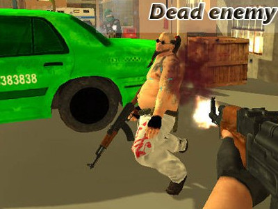 Armed Forces vs Gangs online game