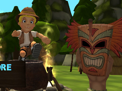 Tropic Adventure online hra