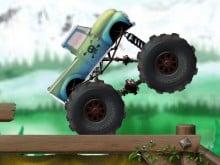 Truck Trials online hra