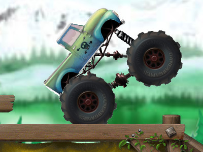 Truck Trials online game