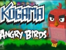 Kogama: Angry Birds online game