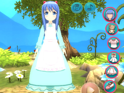 Cute Moe 3D 2 online game