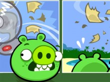 Bad Piggies Online 2018 online game