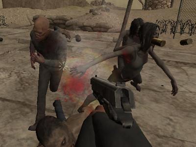 Afghan Survival online hra