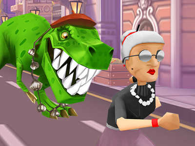 angry gran run game free online play now