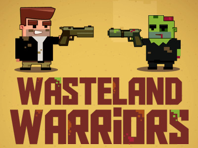 Wasteland Warriors online hra