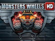 Monsters' Wheels 3 online hra