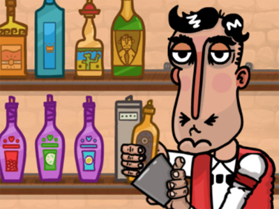Bartender: Mix It Up online game