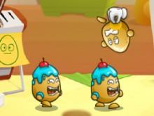 Egg Riot online hra
