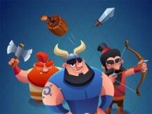 Clash of Vikings online game
